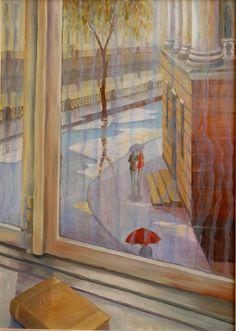 Летний дождь. Михаил Нардин