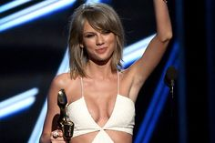 """Shake It Off"" singer takes home Top Artist plus seven other trophies. 2015 Billboard Music Awards - Show"