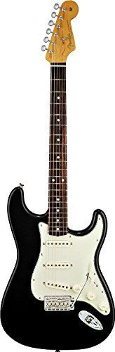 Fender Classic Series '60s Stratocaster, Rosewood Fretboard - Black * Learn more by visiting the image link.