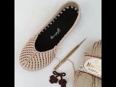 Free Crochet Bag, Crochet Cord, Crochet Boots, Crochet Baby Booties, Crochet Slippers, Crochet Clothes, Crochet Lace, Crochet Stitches, Crochet Slipper Pattern