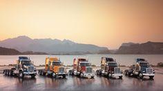 hd semi truck picture