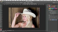How To Get Started With Photoshop CS6 - 10 Things Beginners Want to Know... One of the better tutorials Ive found
