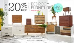 Up To 20 Percent Off Bedroom Furniture