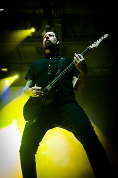 Jim Root - Stone Sour, Slipknot, Deadfront, Atomic Opera