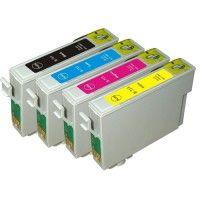 Cheap ink cartridge, Buy Quality ink cartridge directly from China ink cartridge for epson Suppliers: 4 Ink Cartridges for Compatible Epson stylus Inkjet Printer Epson Inkjet Printer, Epson Ink Cartridges, Printer Ink Cartridges, Cheap Printer Ink, Wi Fi, Cyan Magenta, Cheap Ink, Pulsar, Inkjet Printer