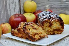 Cake pommes caramel