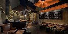 alberto caiola hides flask cocktail bar behind a coke vending machine - designboom | architecture