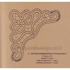 Angolino fazzoletto n. 142