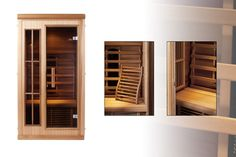 infrarotkabine sauna eck sauna pinterest umbau einrichtung und h uschen. Black Bedroom Furniture Sets. Home Design Ideas