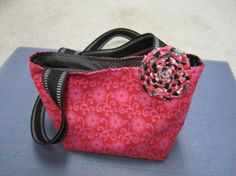 Any Size Bag Sewing Tutorial by Its Not Always Black and White