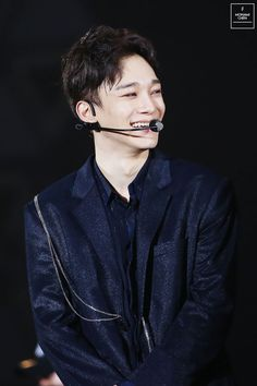 Chen - 180714 Exoplanet - The EℓyXiOn [dot] is Seoul Kaisoo, Kyungsoo, Chanyeol, Exo Chen, K Pop, Exo Korea, Kim Jong Dae, Kim Junmyeon, Kris Wu