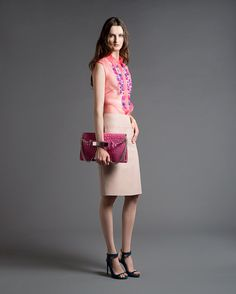 Alberta Ferretti Resort 2013 - Review - Fashion Week - Runway, Fashion Shows and Collections - Vogue - Vogue