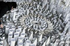 torens bouwen van papier - Google zoeken