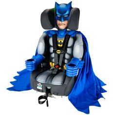 KidsEmbrace Deluxe Toddler Booster Seat