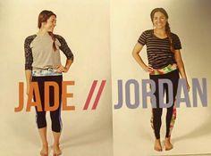 Jade vs Jordan