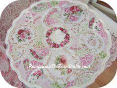 Pretty Mosaic Table