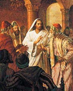 Io e un po' di briciole di Vangelo: (Mc 2,18-22) Lo sposo è con loro.