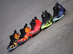 best foamposites What Are Your Top 5 Foamposites of All Time?