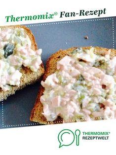 leckerer Fleischsalat ohne Reue( WW 1P pro 1 Eßl.) von Caja1014. Ein Thermomix ® Rezept aus der Kategorie Saucen/Dips/Brotaufstriche auf www.rezeptwelt.de, der Thermomix ® Community.
