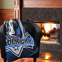 "Dallas Mavericks 50"" x 60"" Reflect Sherpa Blanket"