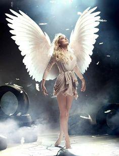 on angels wings Angel Images, Angel Pictures, Beautiful Angels Pictures, Angels Among Us, Angels And Demons, Angel Artwork, Angel Wallpaper, Angel Warrior, Ange Demon