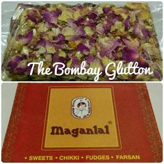 Well, this image is of a special kind of chikki from Maganlal, Lonavla. To find out more visit: www.thebombayglutton.com