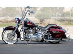 2003 Harley Davidson Heritage Lowrider Photo 1