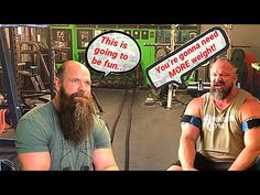 Armwrestling Champion Monster Michael Todd Challenges C. Fletcher Champion To Arm Workout! Special Guest, Champion, Arms, Art Deco, Challenges, Train, Workout, Youtube, Sports