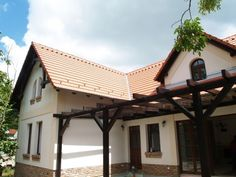 Farmhouse Front, Pergola, Outdoor Structures, Doors, Traditional, D1, Cabins, Outdoor Decor, Houses