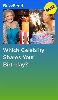 Which Celebrity Shares Your Birthday? academy quizzes Which Celebrity Shares Your Birthday? Buzzfeed Quiz Funny, Buzzfeed Quizzes Love, Buzzfeed Quiz Crush, Buzzfeed Love, Buzzfeed Personality Quiz, Fun Personality Quizzes, True Colors Personality, Disney Quiz, Disney Facts