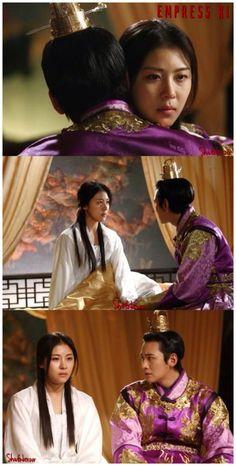 Empress Ki...:) Empress Ki, I Movie, Movie Stars, Best Movie Couples, Korean Drama Movies, Korean Dramas, Ha Ji Won, Ji Chang Wook, Korean Artist