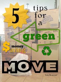 Tips for a Green Mon