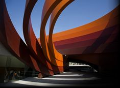 Image 15 of 42 from gallery of Design Museum Holon / Ron Arad Architects. Photograph by RAAL
