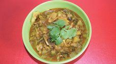 Macher Matha Diye Lau Ghonto - Famous Bengali Recipe with Fish Head - Bengali Non Veg Recipe Bengali Fish Recipes, Bengali Fish Curry, Veg Recipes, Japchae, Ethnic Recipes, Food, Gourmet, Vegetarian Recipes, Plant Based Recipes