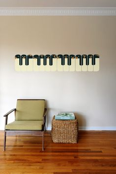 OH MY!! this has to be one of the cutest ideas ever! penguins? gahhh so going in my future music classroom