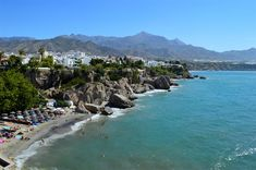 Udsigt over Playa de Calahonda, Nerja