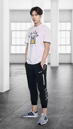 Jackson Wang #AdidasOriginals