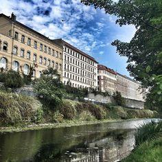 Am Kanal #Leipzig #Plagwitz #Wasser #water #Kanal