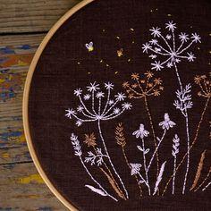 181 отметок «Нравится», 2 комментариев — Modern Hand Embroidery (@naive_needle) в Instagram: «#naiveneedle #embroidery #handembroidery #ricamo #вышивка #자수 #embroiderypattern #craft #diygift…»
