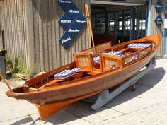 originals 96 fe aa – Now YOU Can Build Your Dream Boat With Over 500 Boat Plans! Wooden Boat Building, Boat Building Plans, Cruiser Boat, Sailing Dinghy, Sailing Boat, Model Boat Plans, Classic Wooden Boats, Plywood Boat Plans, Yacht Boat