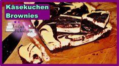 Käsekuchenbrownies - Rezept von Kerstins Kuechentraum Desserts, Food, Yummy Cakes, Schokolade, Backen, Brownie Recipes, Bakeware, Tailgate Desserts, Meal