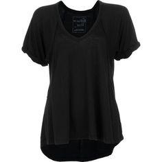 Free People Tri Blend Burnout Free Falling T-Shirt - Short-Sleeve
