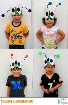 What can the children do at Mardi Gras in kindergarten? ideas - What can the children do at Mardi Gras in kindergarten? Kids Crafts, Daycare Crafts, Summer Crafts, Toddler Crafts, Summer Fun, Ariel Halloween, Easy Crafts, Halloween Crafts For Kids To Make, Student Crafts