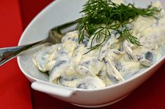 Valkosipulisilakat Mashed Potatoes, Icing, Food And Drink, Meat, Dinner, Ethnic Recipes, Desserts, Foods, Christmas
