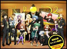 Class 3-E | Assassination Classroom
