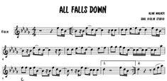 Scared to be lonely, Martin Garrix - Dua Lipa / music sheet - soul violin studio Alan Walker, Sheet Music Pdf, All Falls Down, Falling Down, Lonely, Songs, Studio, Link, Cover