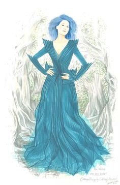 Meryl Streep goes Into the Woods and sings Stay With Me; Costume designer Colleen Atwood talks about transforming Meryl Streep as the Witch in Into the Woods, Peter Swords King, hair and makeup artist explains how they made her blue hair. Into The Woods Witch, Into The Woods Movie, Colleen Atwood, Tex Avery, Meryl Streep, Johnny Depp Personajes, Costume Design Sketch, Beautiful Costumes, Movie Costumes