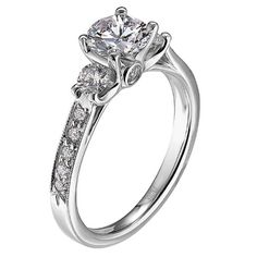 Scott Kay M1180R310PP Engagement Ring  $2240