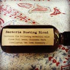 Fresh Picked Beauty: DIY Bacteria Busting Hand Sanitizer