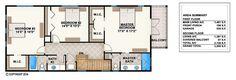 Craftsman Level Two of Plan 52908